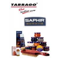 Профессиональная косметика для обуви фирмы Saphir