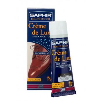 Крем д/кожи Saphir Creme de Luxe 0012