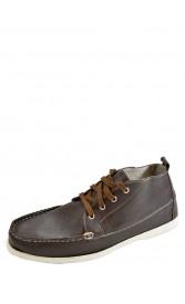 Delfino 518371 коричневый/кожа