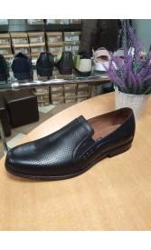 Туфли Delfino 523291 черный/кожа