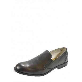 Туфли Delfino 545291_черный_кожа
