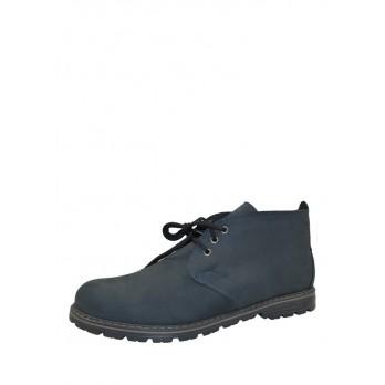 Ботинки Delfino 565483Z_синий_нубук
