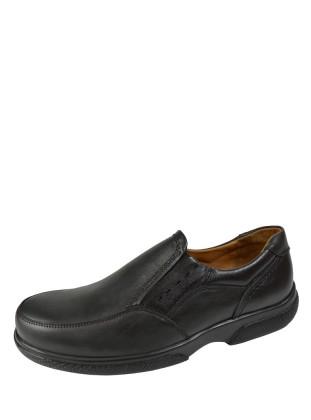 Delfino 582367 черный/кожа