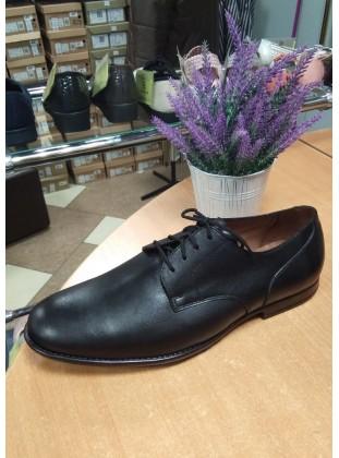 Туфли Delfino 697280 черный/кожа