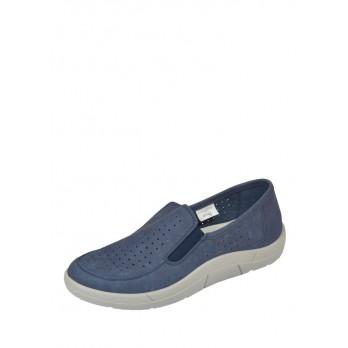 Мокасины Almi 777101-098500 Orto т.синий